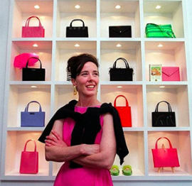 Kate Spade's Colorful Legacy / JCK