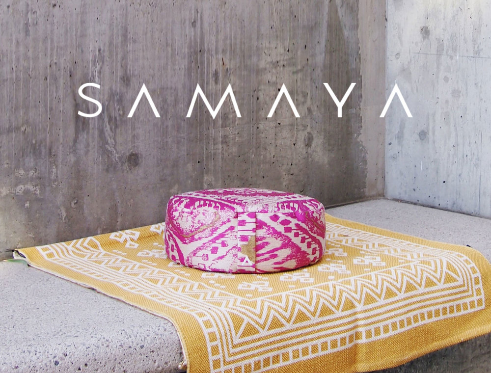 SAMAYA: Presently Unexpected