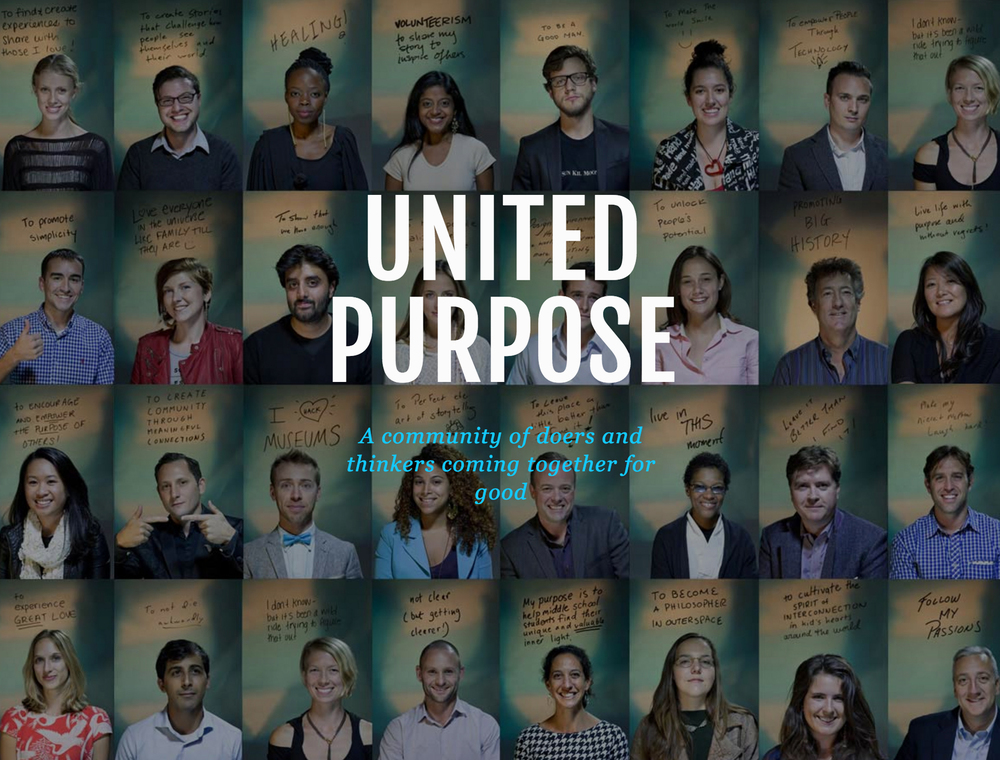 UNITED PURPOSE: Together For Good