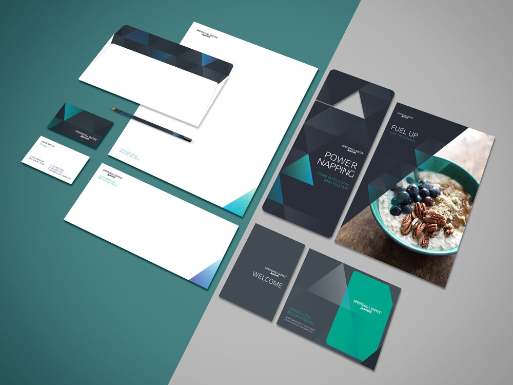 Marriott Springhill Suites: ReBrand + Website Design View Project