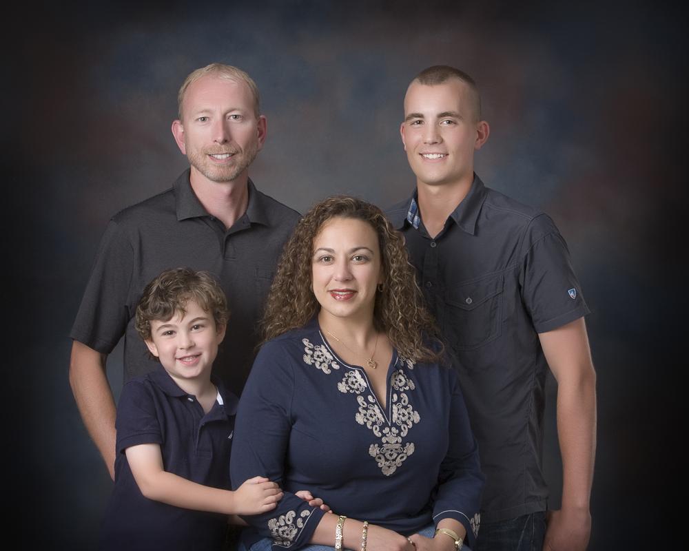 The Ingle family