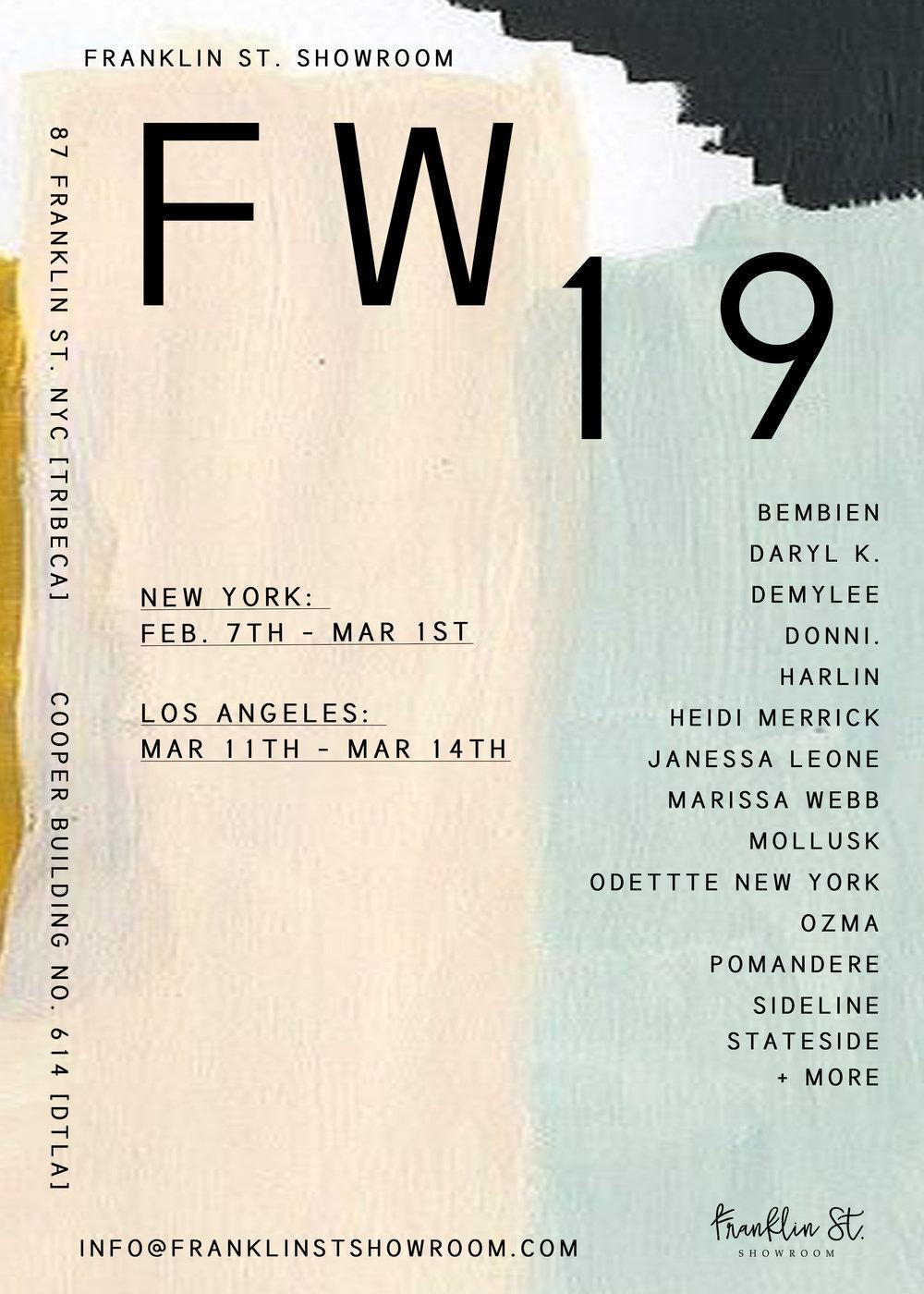 FRANKLIN ST SHOWROOM FW19 MARKET INVITE.jpg