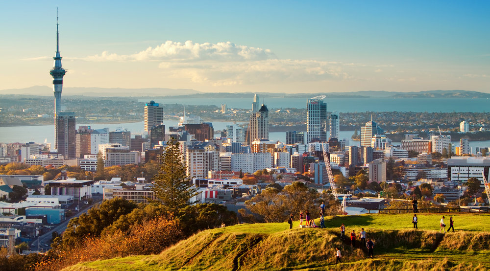 Auckland, New Zealand (Adobe Photo)