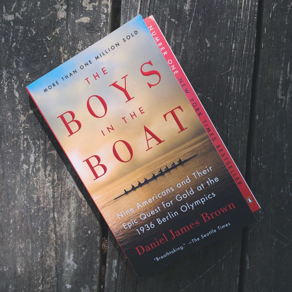 Daniel James Brown's brilliant account of the 1936 Olympic Crew Race will have you legitimately on the edge of your seat.