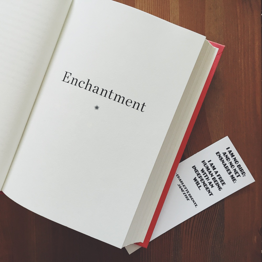 Annotated Inspiration: Big Magic, Part II - Enchantment -- Join us in our close reading book club with our first read of Elizabeth Gilbert's newest book, Big Magic!