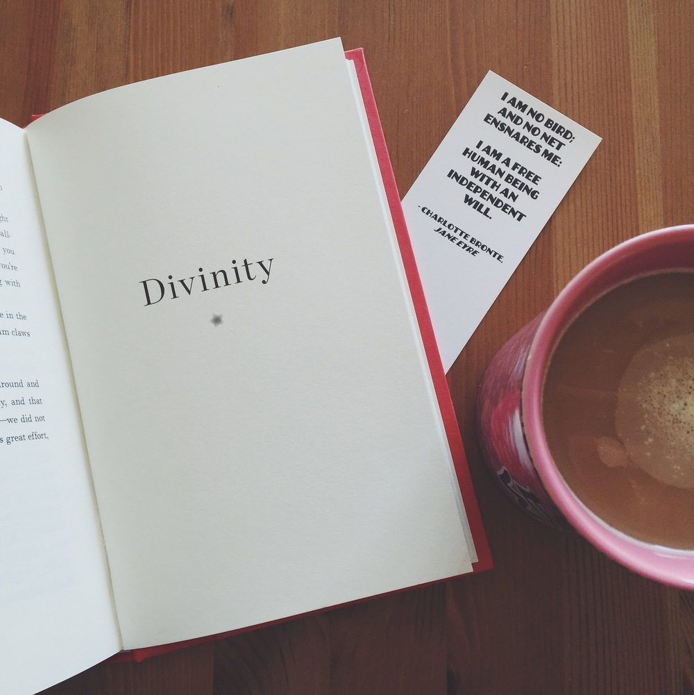 Blessed Bookworm: Annotated Inspiration: Big Magic, Part VI: Divinity - A Close Read Seminar and Book Club focusing on inspiring reads.