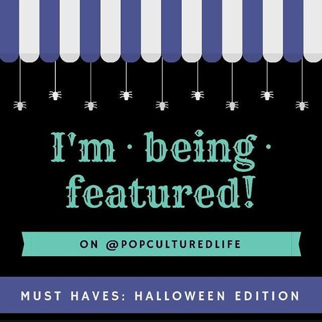 Thanks so much to @popculturedlife for featuring me today in another of their awesome Halloween editions!! • • #featuredart #artoftheday #artsyfame #artstagram #instaart #rebeccaryanart