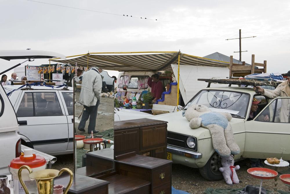 """Irma, naby Gina's"", Milnerton Market, 2007"