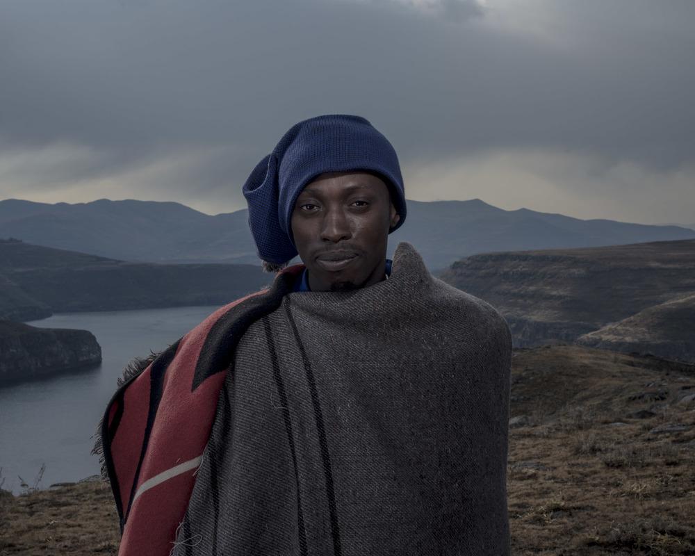 Paramente Sehole, Katse Dam, Lesotho, 2015