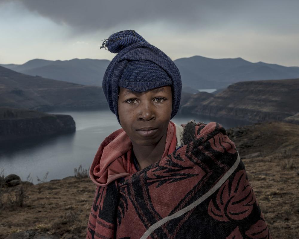 Likhetho Leila, Katse Dam, Lesotho, 2015