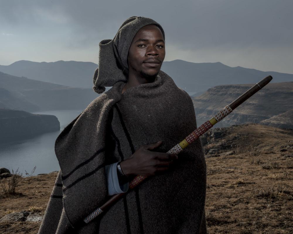 Puseletso Leleka, Katse Dam, Lesotho, 2015