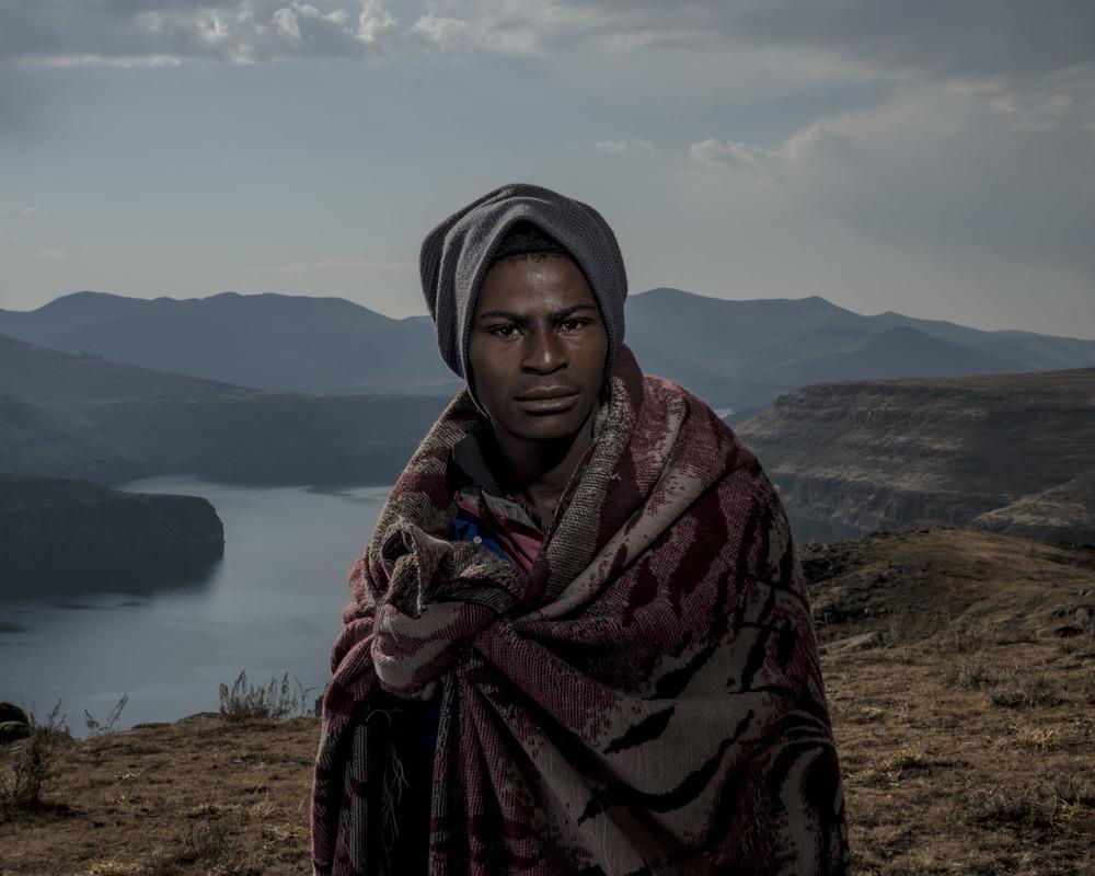 Libakhanya Hlaheng, Katse Dam, Lesotho, 2015
