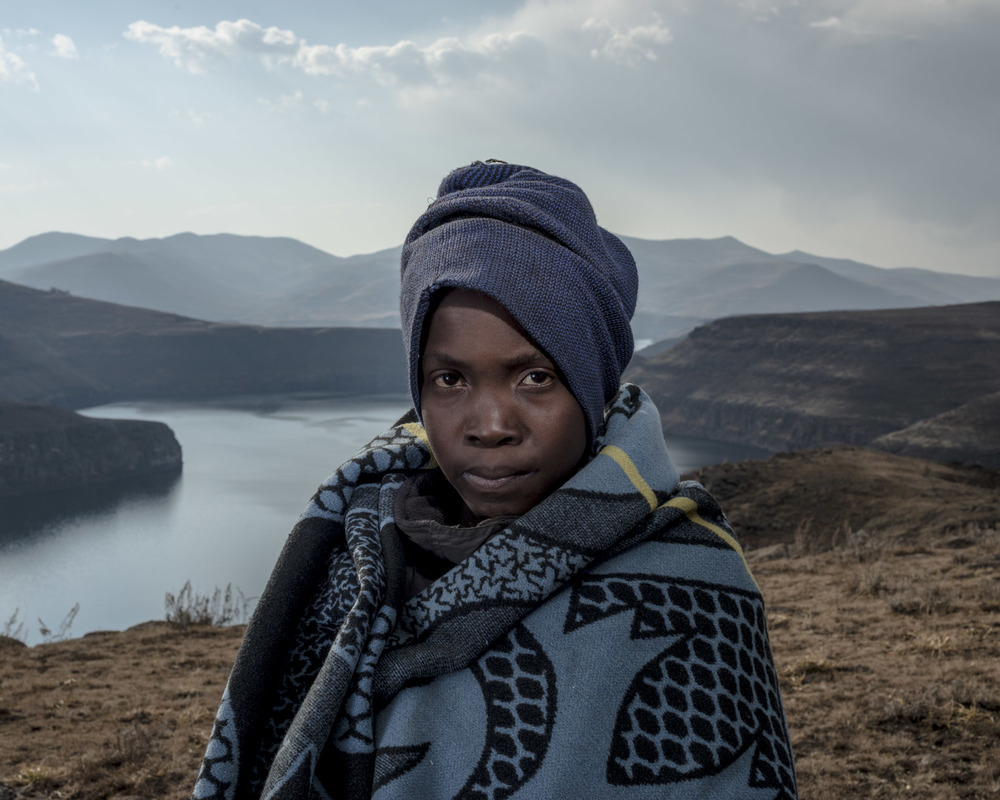Anonymous 1, Katse Dam, Lesotho, 2015