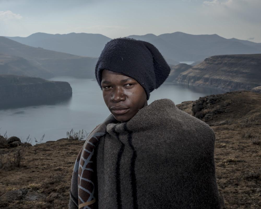 Anonymous 2, Katse Dam, Lesotho, 2015