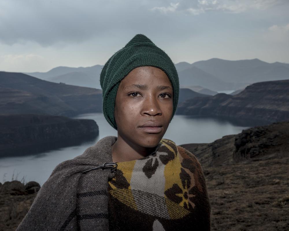 Tseliso Chopo, Katse Dam, Lesotho, 2015
