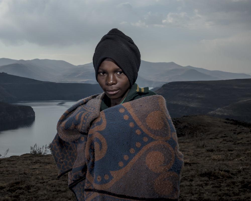 Liteboho Lelia, Katse Dam, Lesotho, 2015