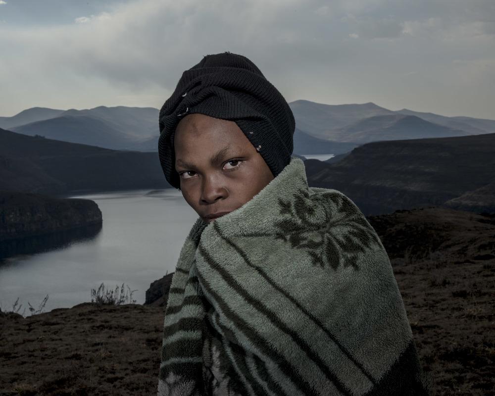 Anonymous 3, Katse Dam, Lesotho, 2015