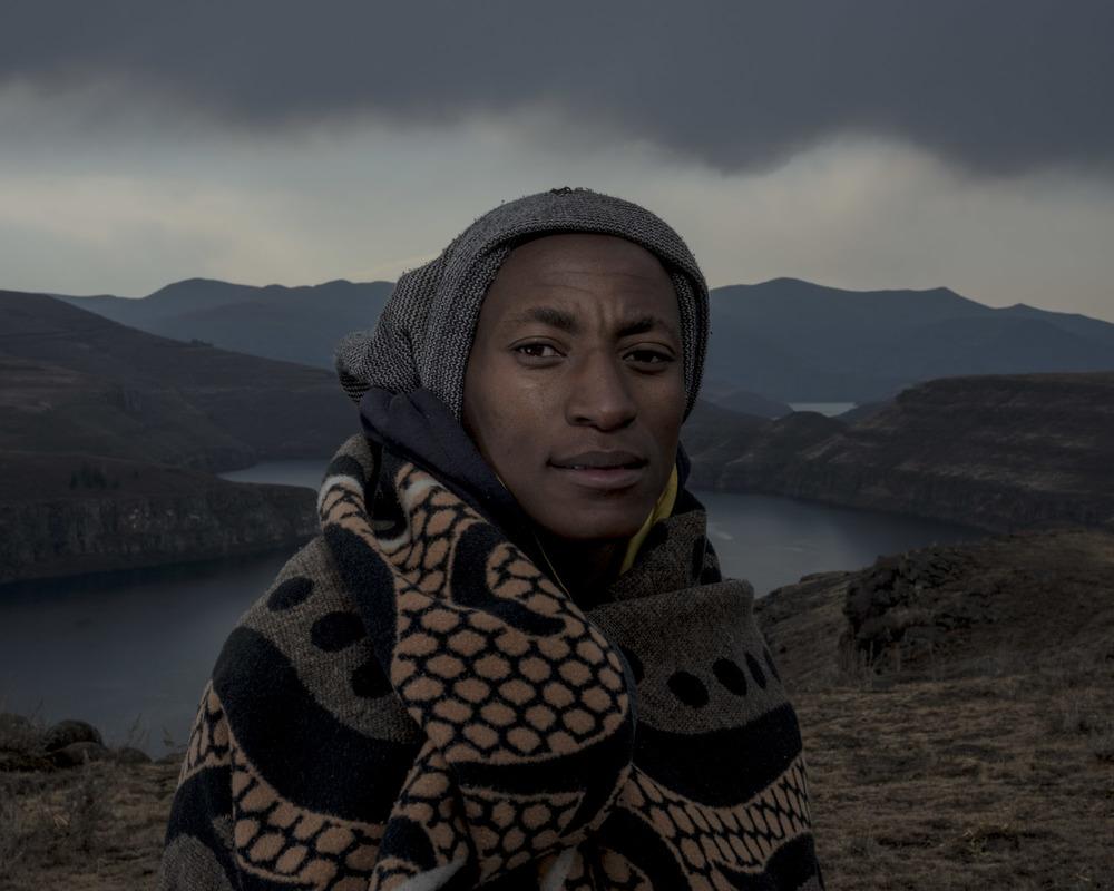 Anonymous 4, Katse Dam, Lesotho, 2015