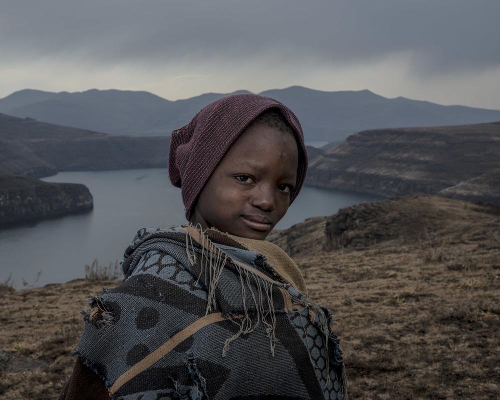 Mabusetsa Lelia, Katse Dam, Lesotho, 2015