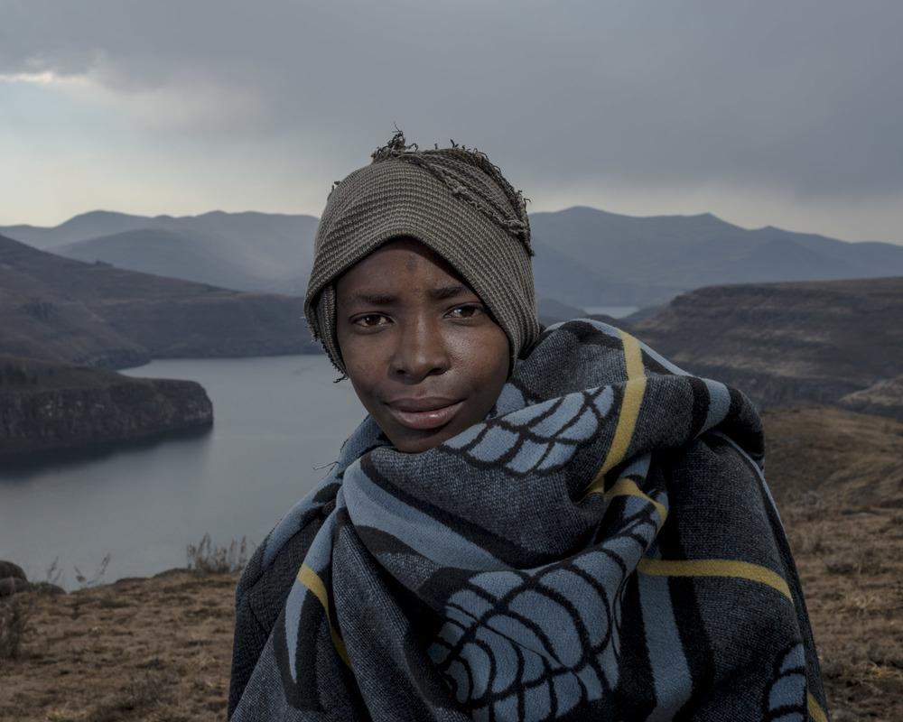Kabelo Lesofe, Katse Dam, Lesotho, 2015
