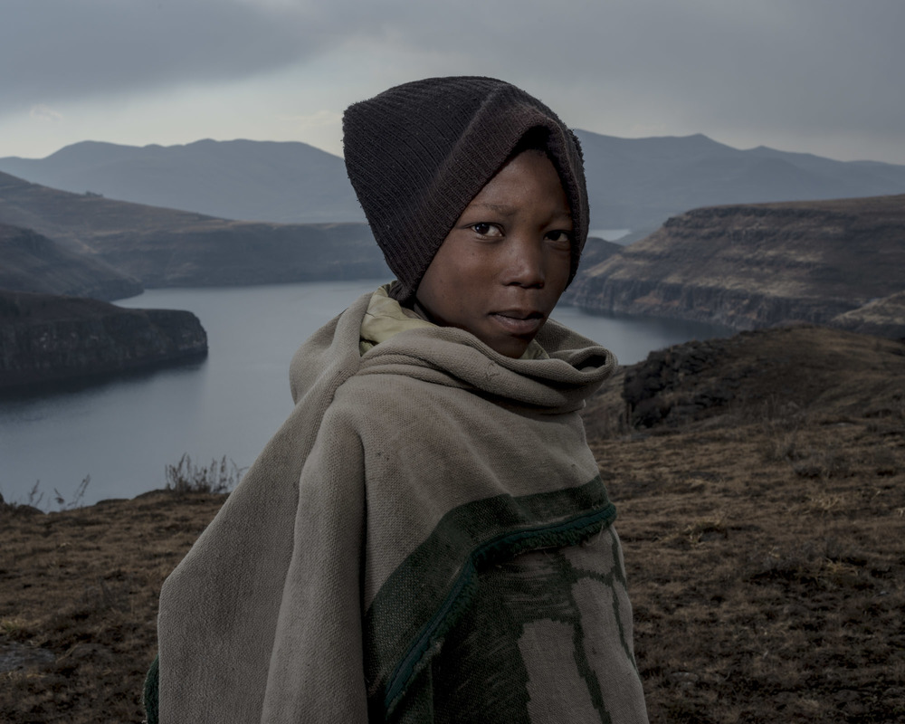Boitumelo Lelia, Katse Dam, Lesotho, 2015