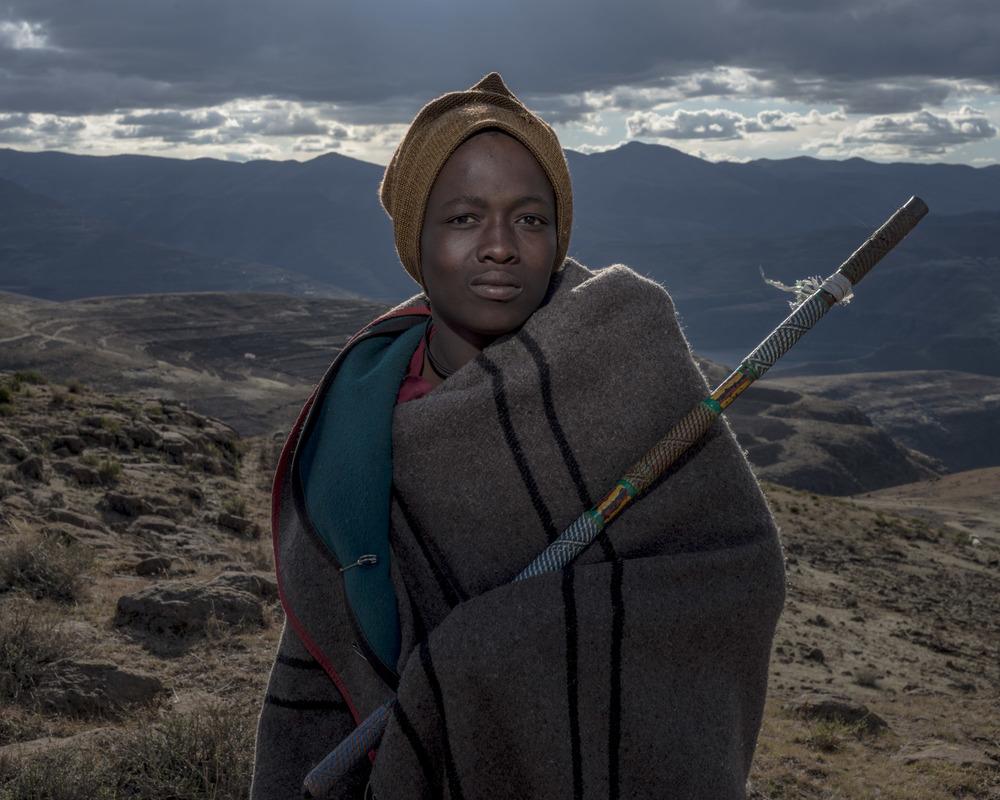 Ekhetang Sepiritit, Katse Dam, Lesotho, 2015