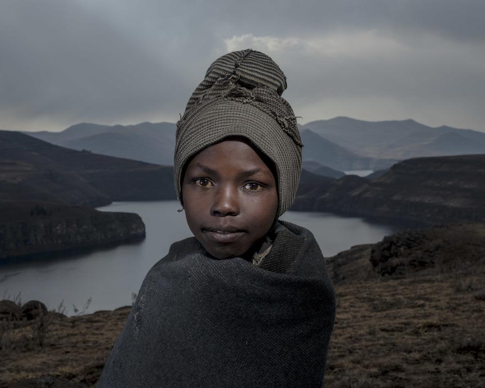 Tello Sehole, Katse Dam, Lesotho, 2015