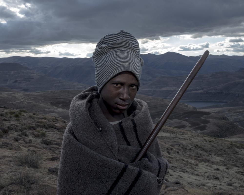 Lekhooa Tsase, Katse Dam, Lesotho, 2015