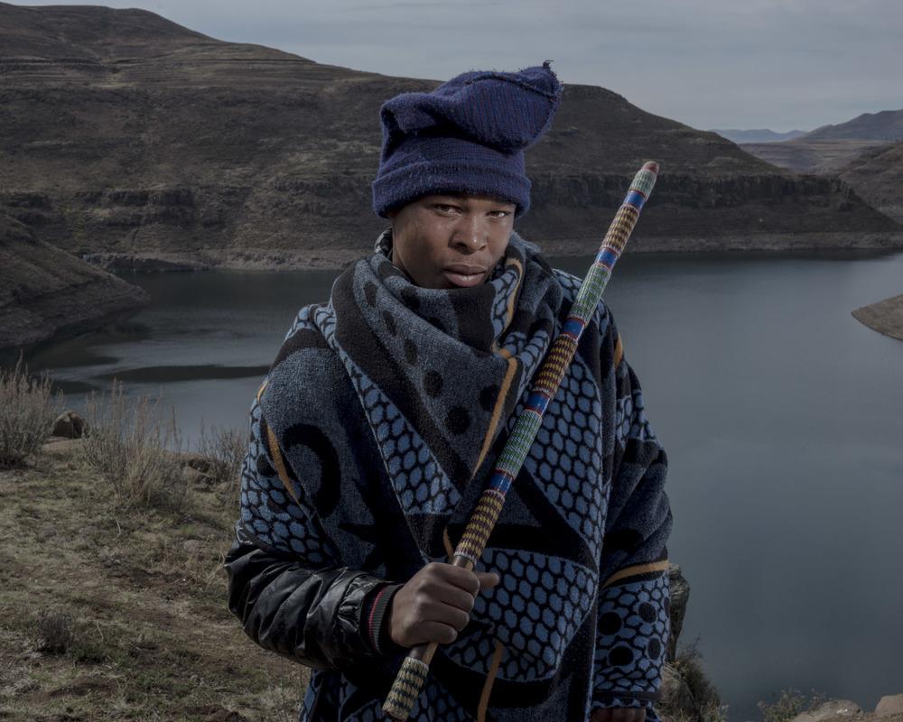 Pitsi Molatudat, Katse Dam, Lesotho, 2015