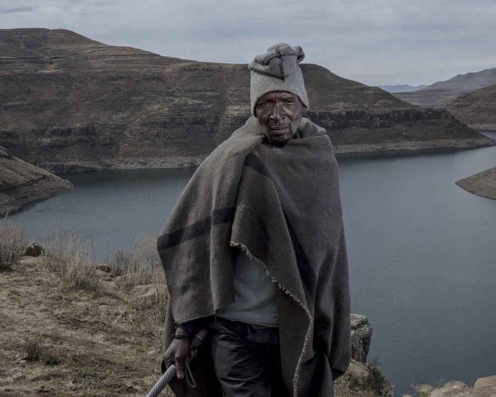 Khethang Monyalotsa, Katse Dam, Lesotho, 2015