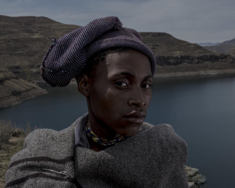 Molahlehi Mohlakoana, Katse Dam, Lesotho, 2015