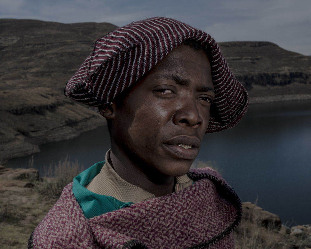 Konkana Molatuda, Katse Dam, Lesotho, 2015