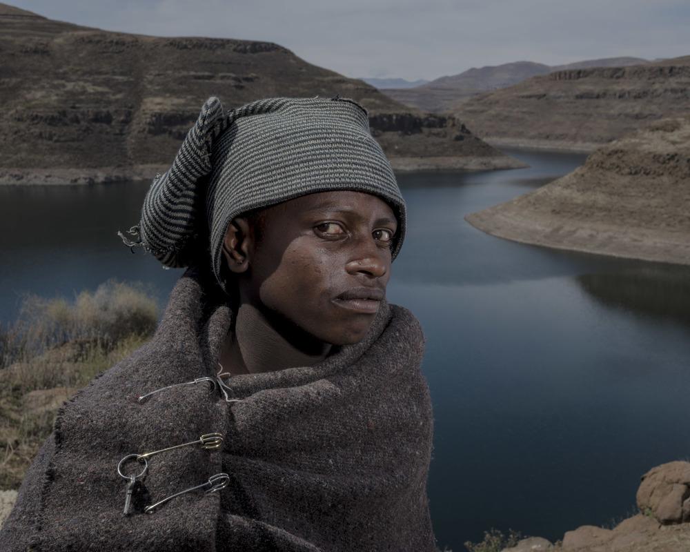 Anonymous 5, Katse Dam, Lesotho, 2015