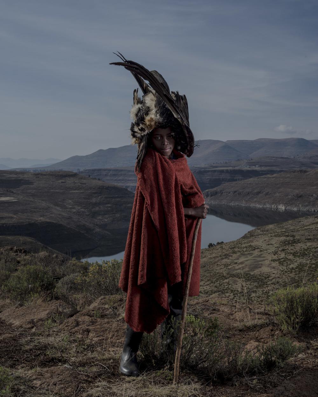 Mpho Masupe, Katse Dam, Lesotho, 2015