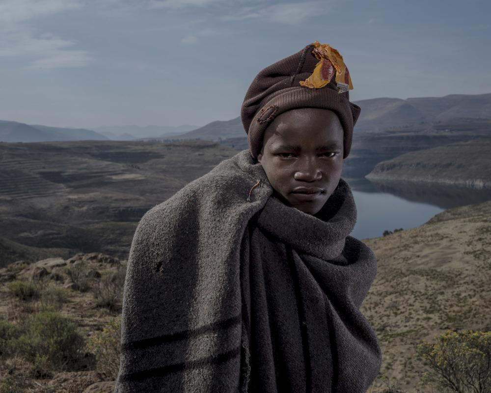 Mpho Masupit, Katse Dam, Lesotho, 2015