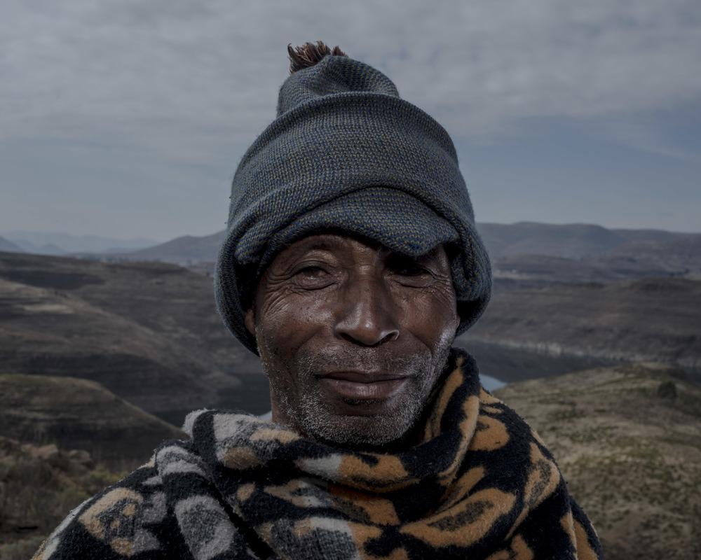 Mpeli Pitsi, Katse Dam, Lesotho, 2015