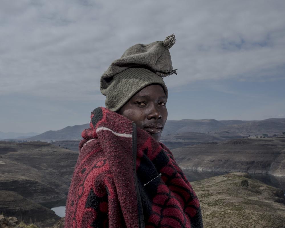 Thabang Majela, Katse Dam, Lesotho, 2015
