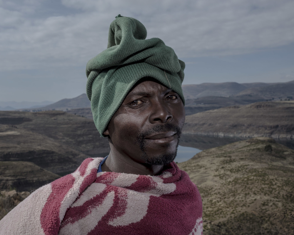 Tseliso Pitsi, Katse Dam, Lesotho, 2015