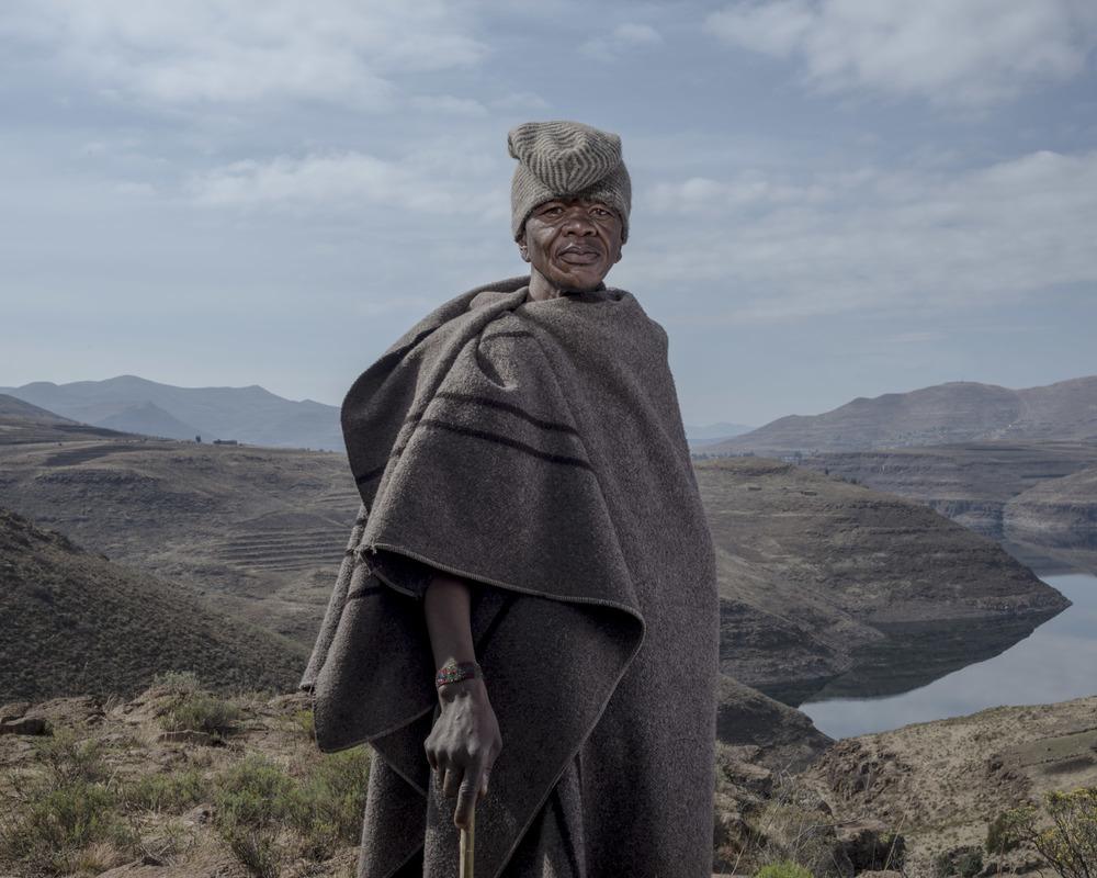 Tsietsi Masupe, Katse Dam, Lesotho, 2015