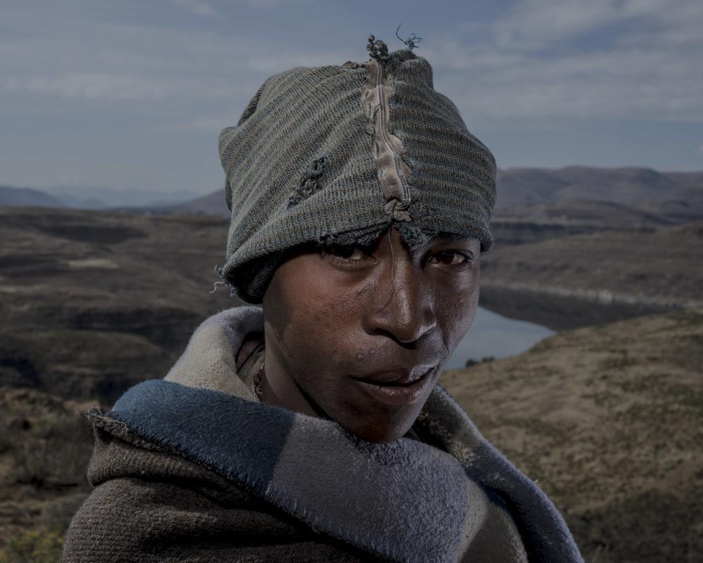 Anonymous 6, Katse Dam, Lesotho, 2015