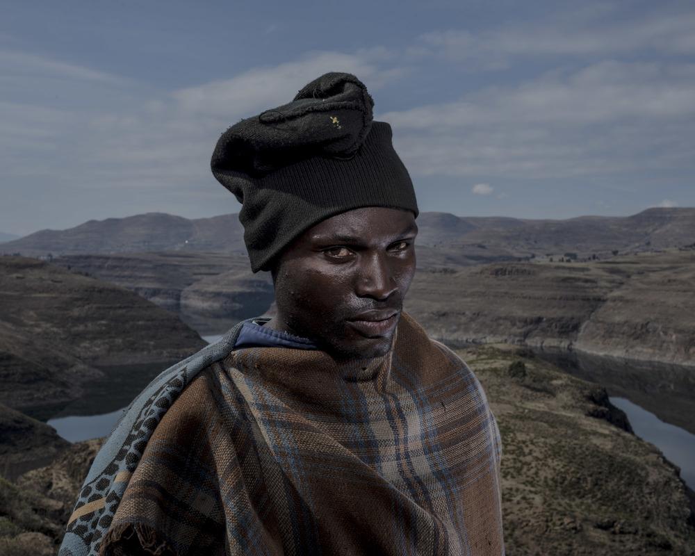 Rankhule Rankhule, Katse Dam, Lesotho, 2015