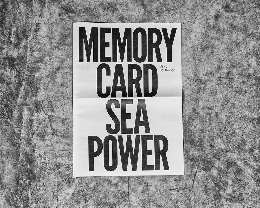 Memory Card Sea Power