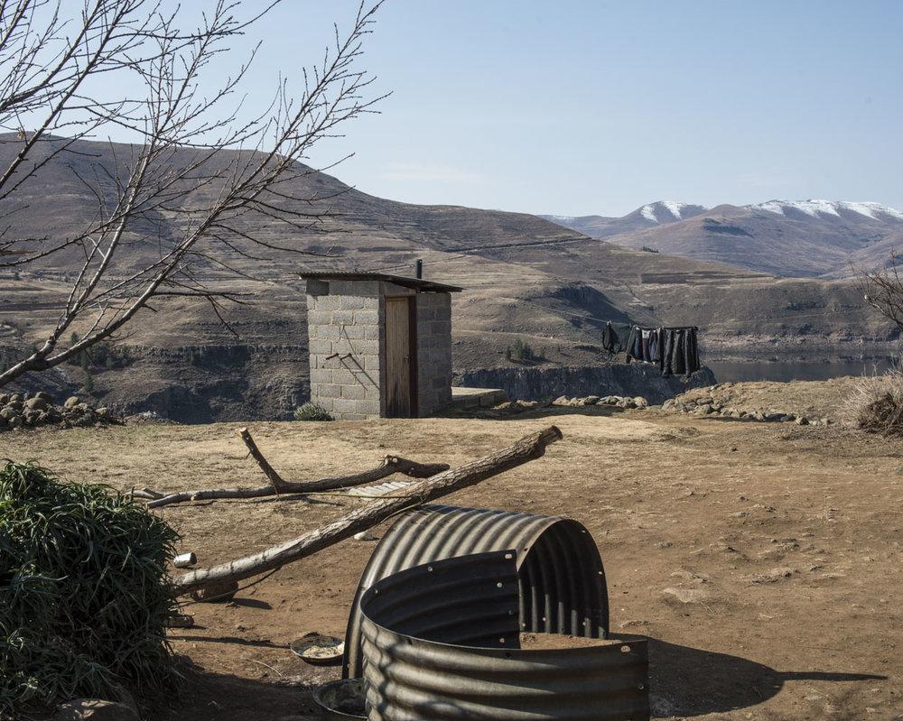 Katse Dam 4/34, Lesotho, 2015