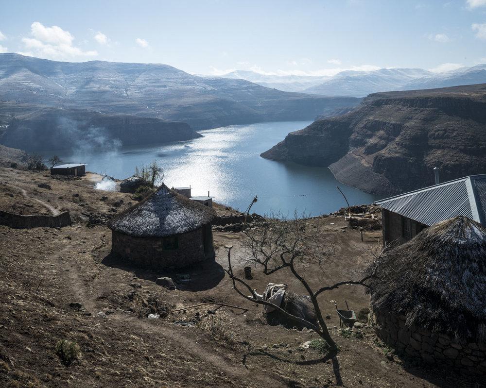 Katse Dam 14/34, Lesotho, 2015