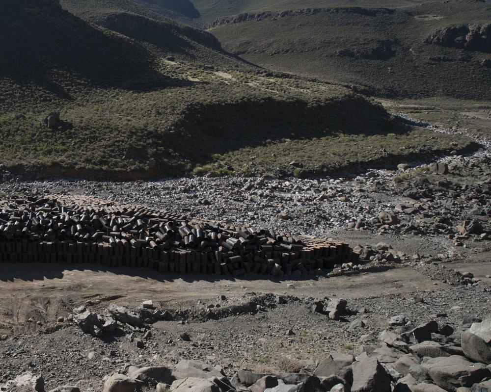 Katse Dam 11/34, Lesotho, 2015