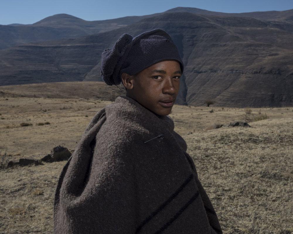 Katse Dam 15/34, Lesotho, 2015