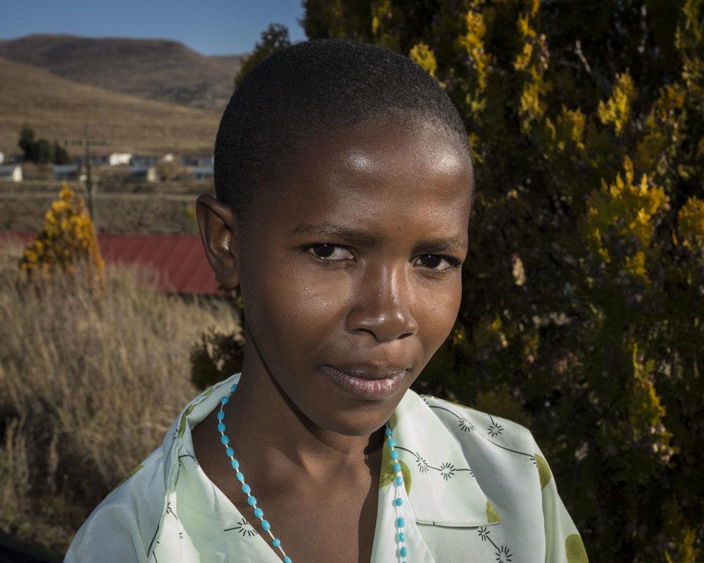 Katse Dam 12/34, Lesotho, 2015