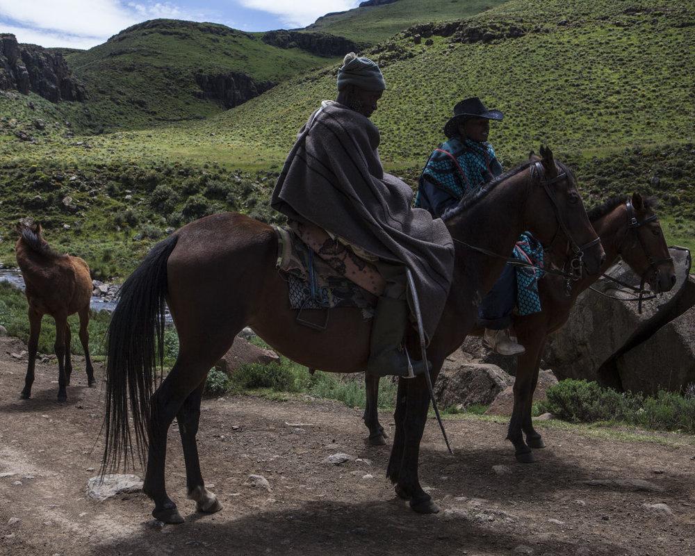 Katse Dam 25/34, Lesotho, 2015