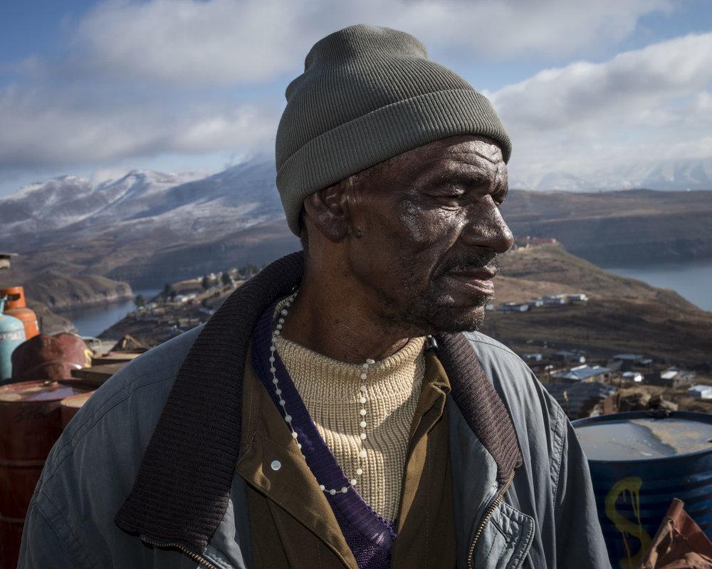 Katse Dam 8/34, Lesotho, 2015