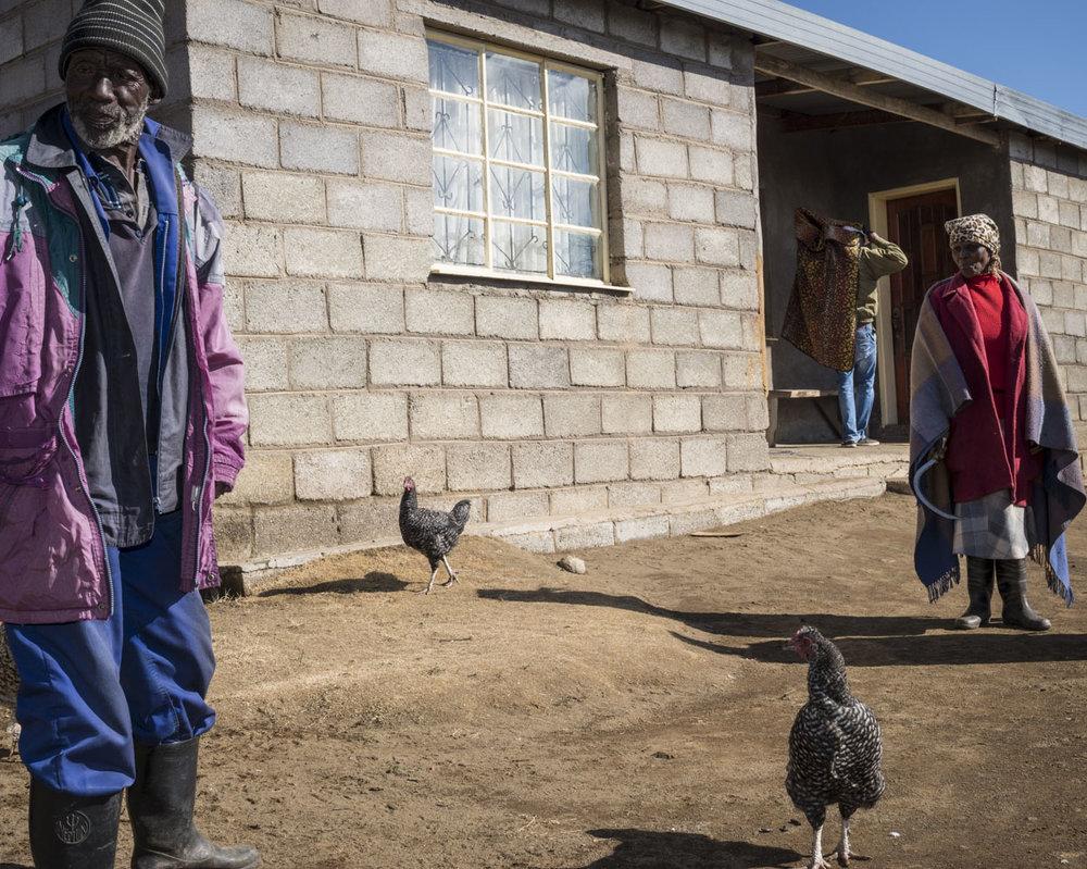 Katse Dam 31/34, Lesotho, 2015